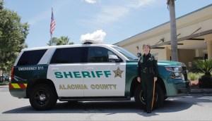 Alachua County Sheriff Sadie Darnell