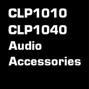 CLP Models - Audio Accessories
