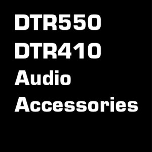 DTR Models - Audio Accessories