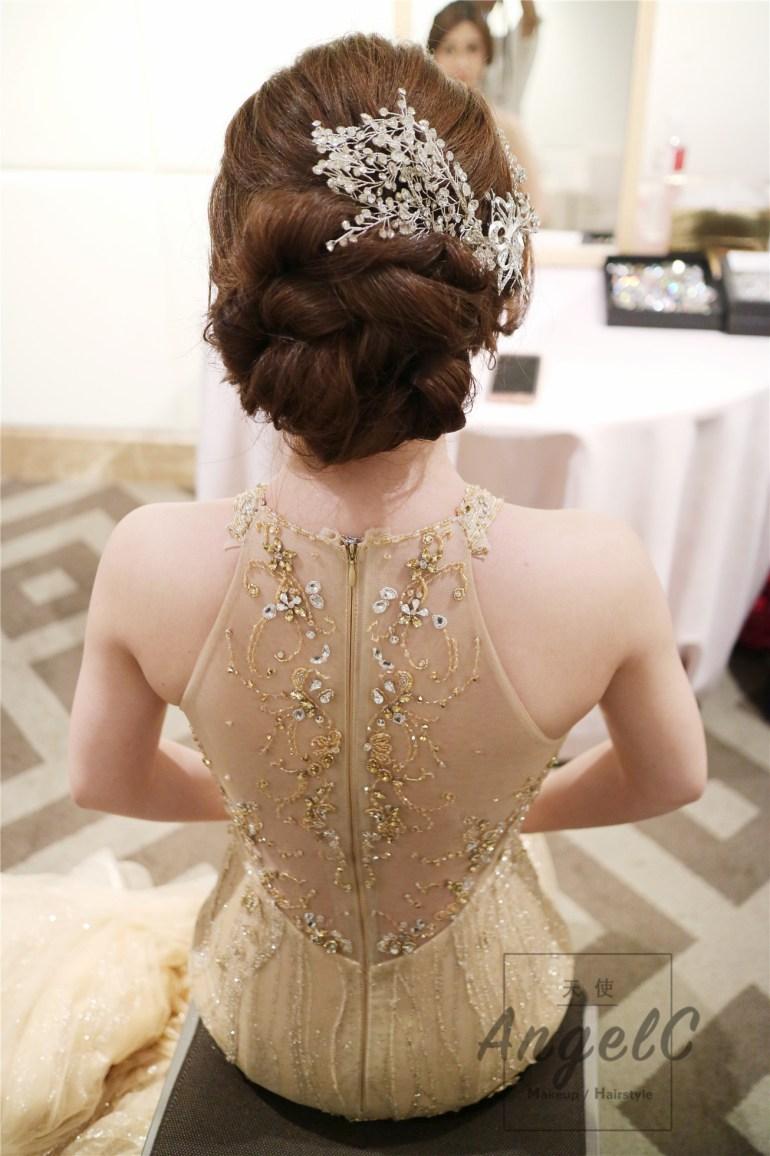時尚風格 , 台北君悅 , 結婚造型 , 第九大道英式手工婚紗 , 天使AngelC , 台北新秘 , 海外婚禮 , 婚紗拍攝 , 新娘秘書 , 新娘造型 , 送客造型