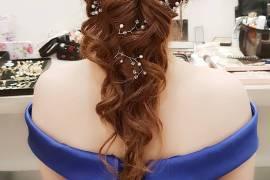 新娘編髮 / 新娘造型 / 新娘秘書 / 編髮造型