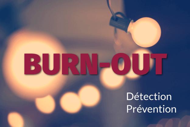 burnout detection prevention