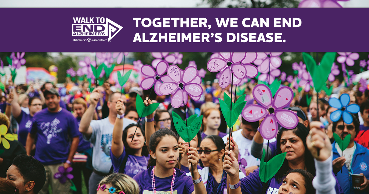 Image result for alz walk