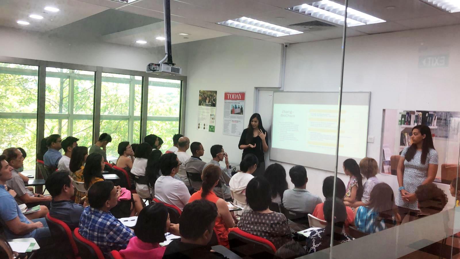 Ivy League Seminar 01