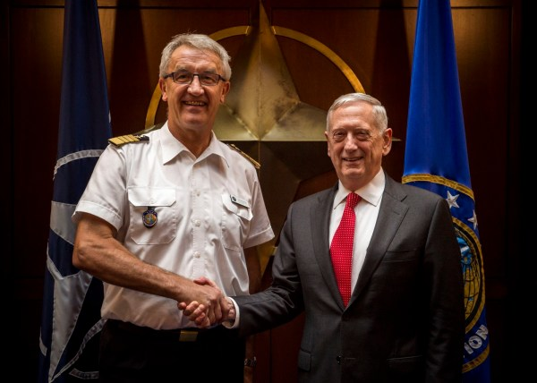 nato appoints uk officer deputy supreme allied commander - HD 1600×1143