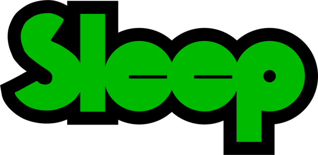 Sleep - Logo