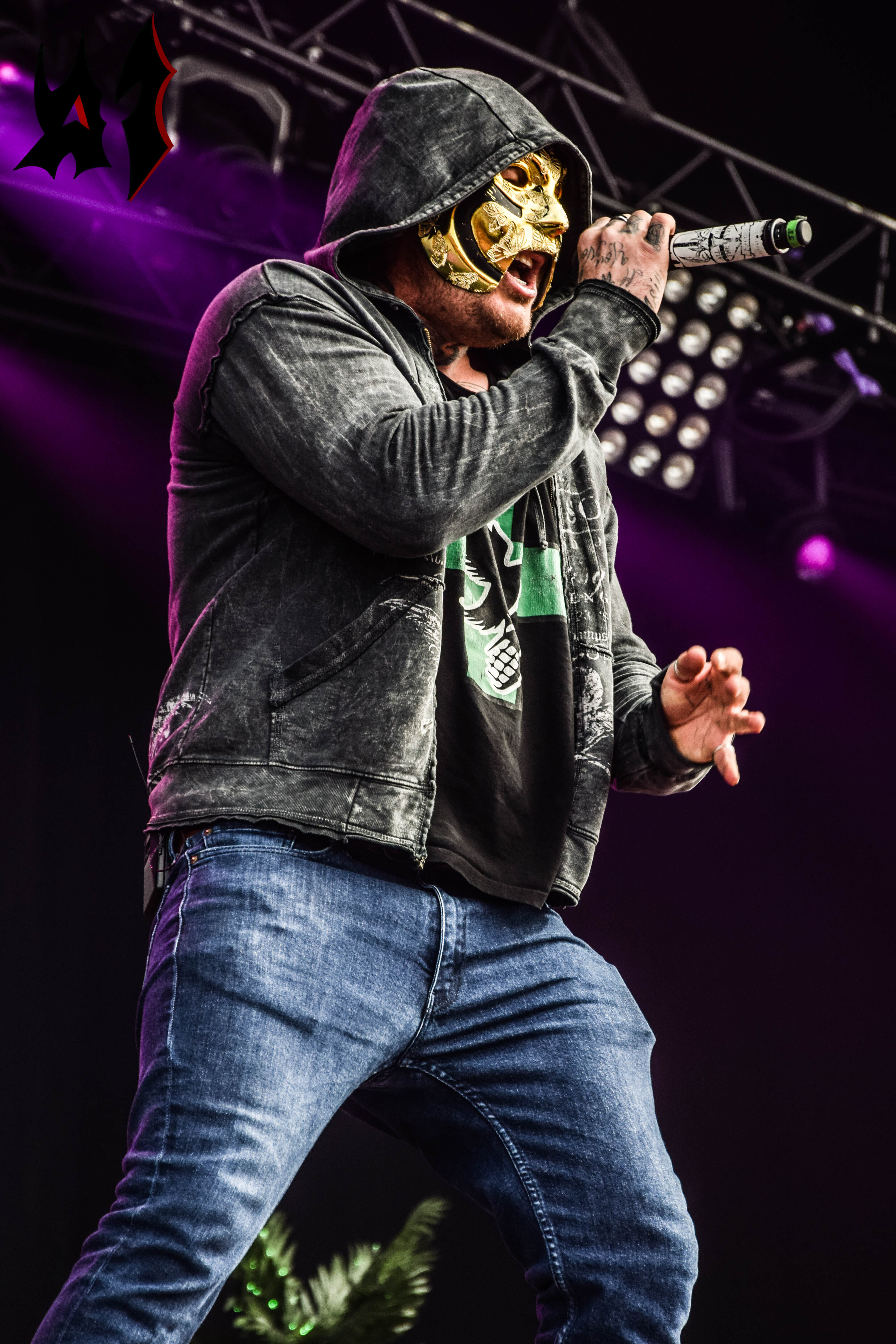 Donwload 2018 – Day 2 - Hollywood Undead 1