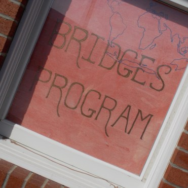 The Bridges Program is a positive place because it gave me an opportunity to realize I was going nowhere fast and taught me to allow myself to move forward and use my abilities for better things in my life Hope others catch on too.