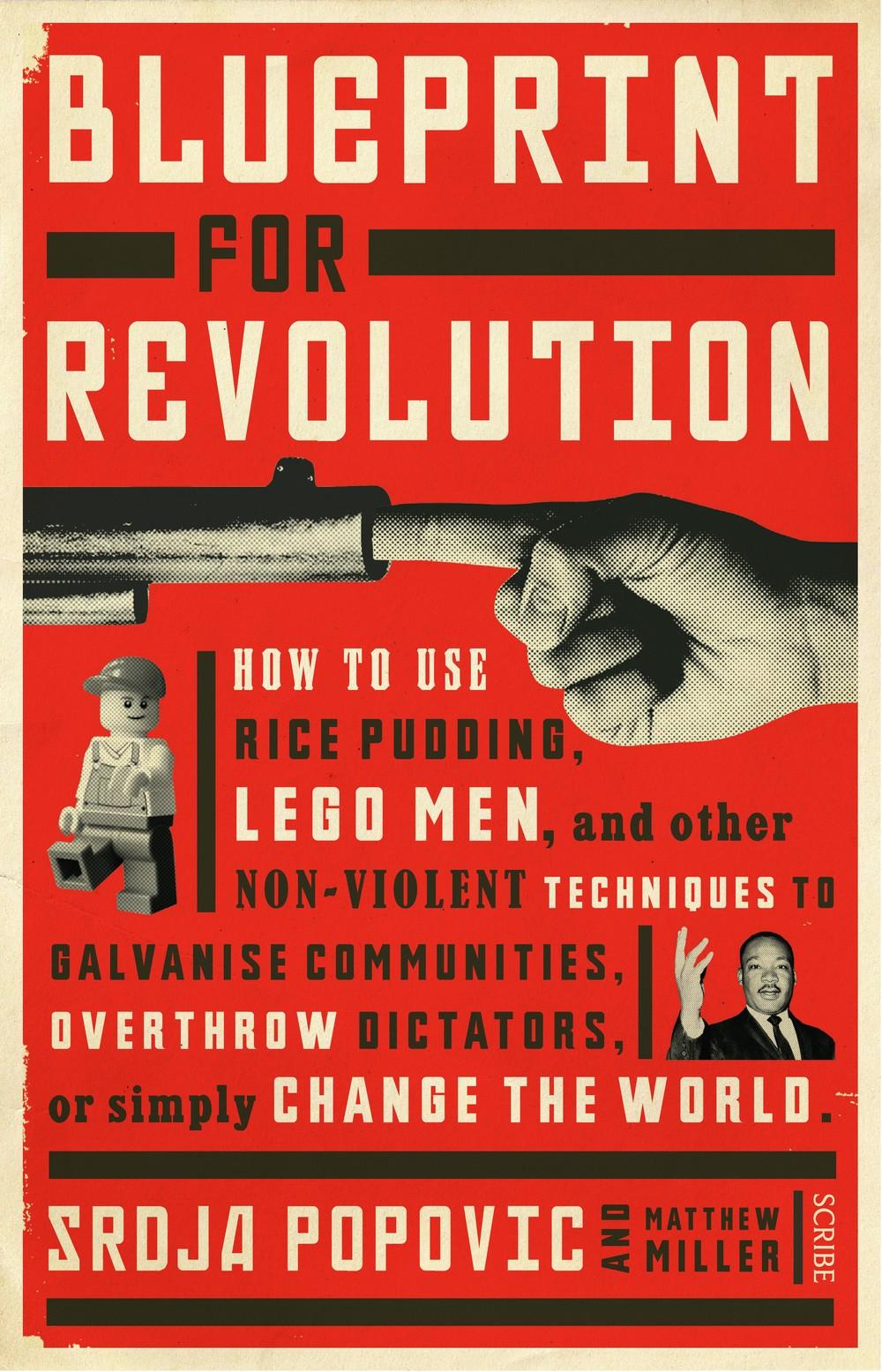 Blueprint for Revolution: Srdja Popovic. Image Amazon UK