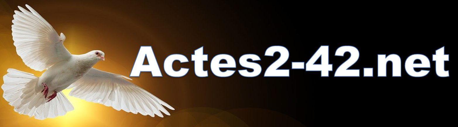 Actes 2.42