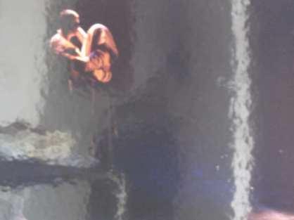 La mort danse avec le condamné lors d'une représentation du Dernier jour d'un condamné