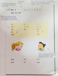 zichtzending Actief Leren Lezen leesboek