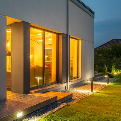 Actielec33 electricite generale prestations Eclairage interieur exterieur Une 01 - Nos prestations -