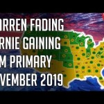 Warren Fading & Bernie Gaining - 2 New Democratic Primary Polls! November 2019 | @politicalforecast 17