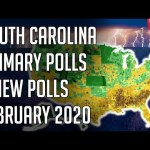New South Carolina Primary Polls - 5 New Democratic Primary Polls - February 2020 16