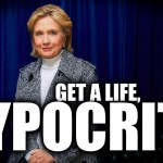 Hypocrite Hillary Won't Commit to Supporting Bernie Sanders if He's the Nominee 21