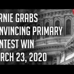 March 23, 2020 Election Results - Bernie Picks Up Primary Win over Joe Biden Democrats Abroad Result 17