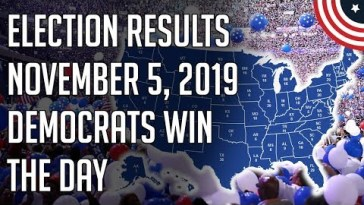 Election Results Kentucky & Mississippi Governor, Virginia House & Senate - November 5, 2019 12