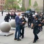 Buffalo Officers Suspended After Shoving 75-Year-Old Demonstrator to the Ground 20