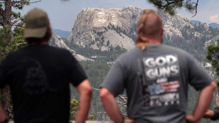 Trump's Mount Rushmore Event Denounced as Racist, Dangerous and Disrespectful 9