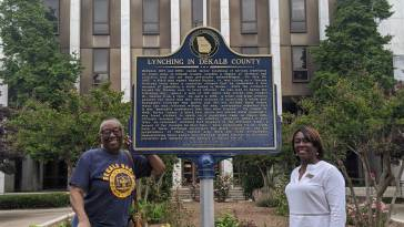 DeKalb County Memorializes Four Victims of Racial Terror Lynching 14