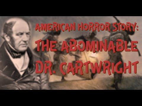 American Horror Story: The Abominable Dr. Cartwright 2