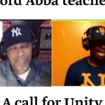 Lord Abba calls for unity 23
