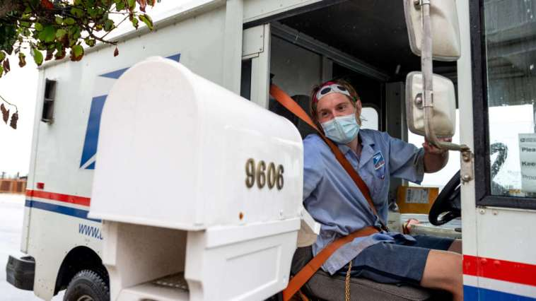 The White House Blocked USPS Plans to Deliver Masks to Every Household 3
