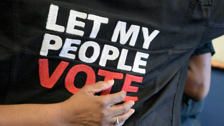 """Federal Appeals Court Upholds Florida's """"Pay-to-Vote"""" Scheme 2"""