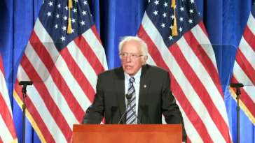 Bernie Sanders Issues Warning About Prospect of Trump Refusing to Leave Office 17