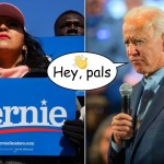 "Joe Biden to Bernie Supporters: ""I Know I Need to Earn Your Votes"" 20"