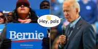 "Joe Biden to Bernie Supporters: ""I Know I Need to Earn Your Votes"" 5"