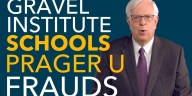 Prager U is RATTLED After Gravel Institute Launches Initiative to Take Them On 1
