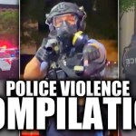 Police Violence Compilation: Excessive Force, Assault of Reporters, Destruction of Supplies, etc. 21