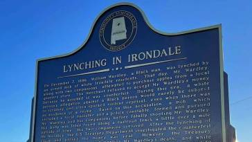 EJI Partners with Community to Dedicate Historical Marker in Irondale, Alabama 11