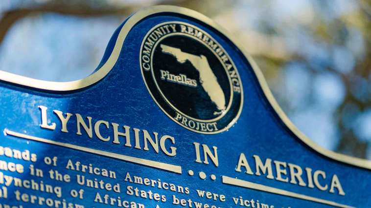 EJI Partners with Pinellas County, Florida, to Memorialize Lynching of John Evans 8