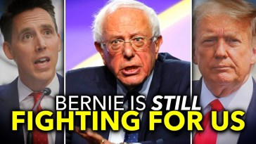 Sanders Pressures Dems to Fight For More Than Crumbs in Stimulus Negotiations 12