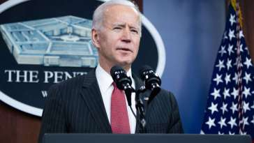 Military-Industrial Complex Exerts Powerful Influence on Biden's Foreign Policy 12