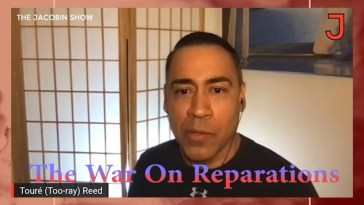 Baby Reed Ain't Built For This Reparations Discussion Either : Reset Race Ep. 030 6