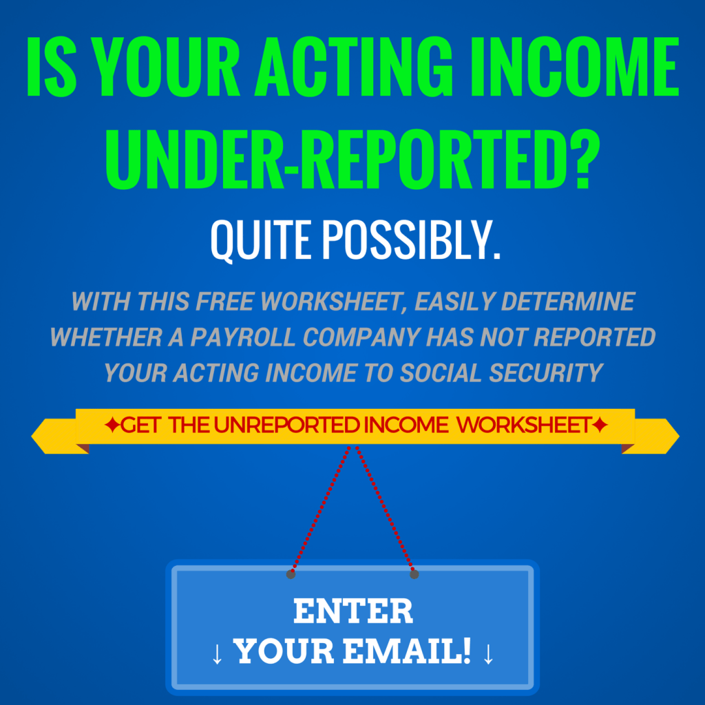 The Unreported Income Worksheet