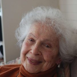 MILLY AT 95