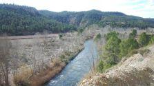 Río Cabriel (foto archivo ACTIO Birding)