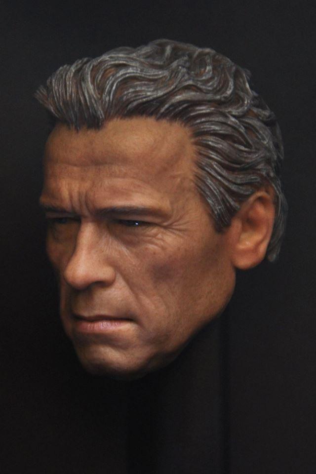 One Sixth Kit Head Sculpt Terminator Genisys