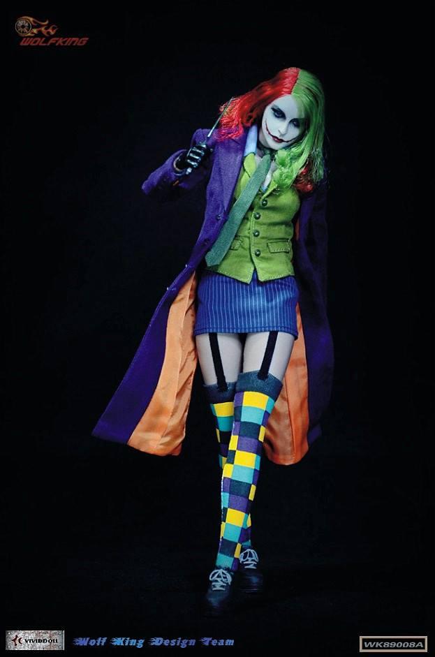 Wolfking Female Joker