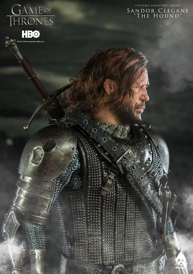 Threezero Sandor Clegane The Hound Game Of Thrones
