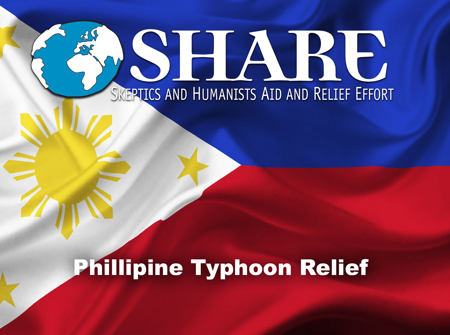 SHARE Phillipine Typhoon Relief