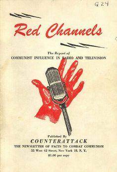 Blacklist Redchannels vs.
