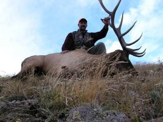 DIY elk hunting