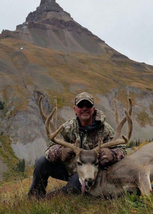 Early Rifle Mule Deer