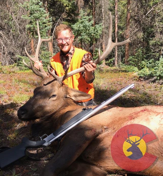 Muzzleloader Bull Elk 19
